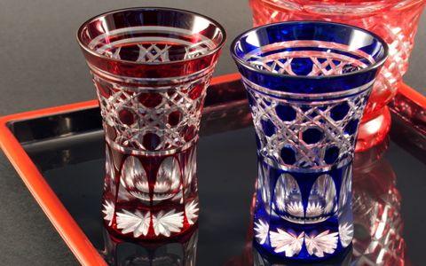 手づくりガラス販売&江戸切子体験「すみだガラス市」