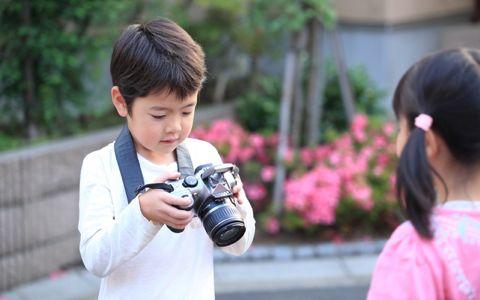 『未来ちゃん』写真家・川島小鳥、緊張しないために…