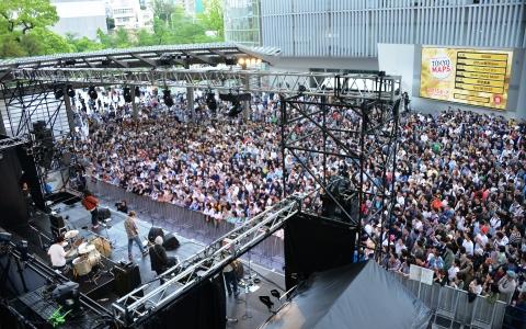 「TOKYO M.A.P.S」10周年のバックステージは?