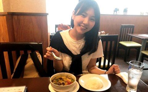 タイ料理ライターも唸る、絶品グリーン・カレー