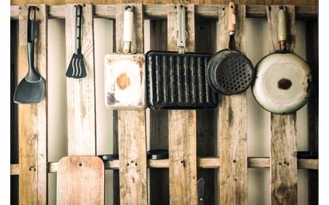 親から子へ 鉄のキッチン道具の魅力