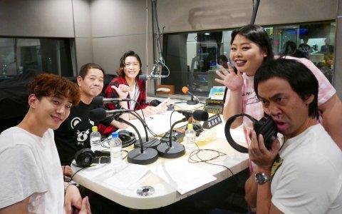 2PMジュノがギャグに挑戦「全部捨ててやります」
