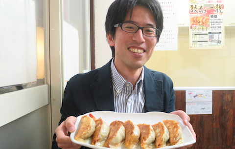 千店を食べ歩いた達人が選ぶ、東京のおいしい餃子店