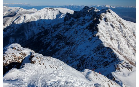 氷点下30度以下! 岡田准一も驚いたサバイバル登山