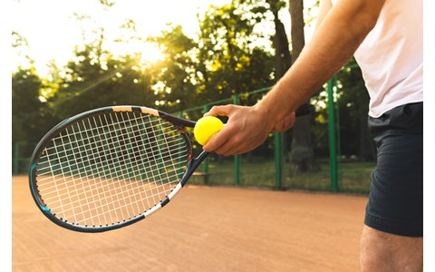 注目のテニスプレイヤー・杉田祐一の強さの秘密