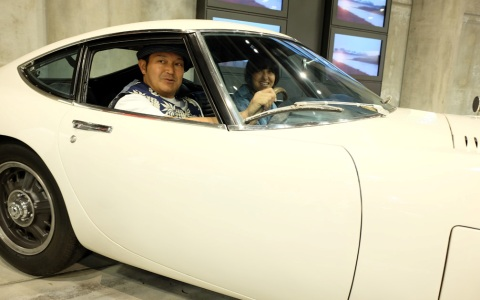 音が全然ちがう! 名車を満喫できるトヨタ博物館