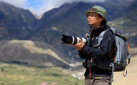 """世界を旅する写真家・竹沢うるまの""""旅情""""写真展"""