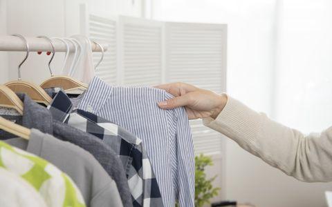 鈴木えみが洋服を選ぶ際に絶対にやっていること