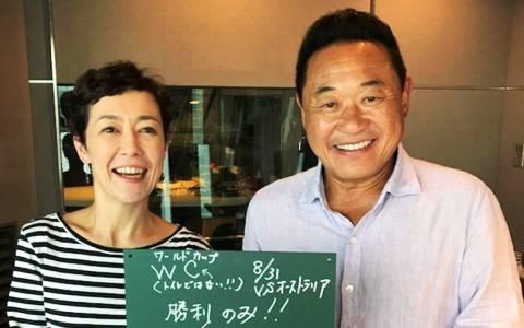 松木安太郎、サッカー解説の日に必ずすることは?