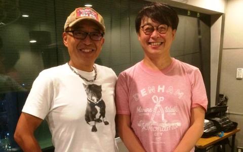 人気音楽プロデューサー、○○に出演して大感激!