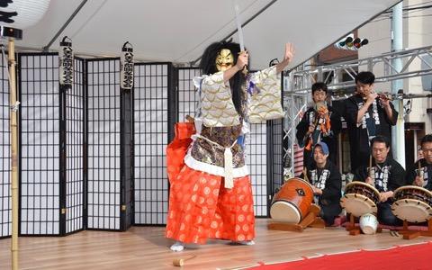 多摩地域の伝統芸能が一堂に集結する一大イベント!