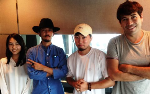 WONKが生放送中に「STEP ONEリミックス」を完成!?