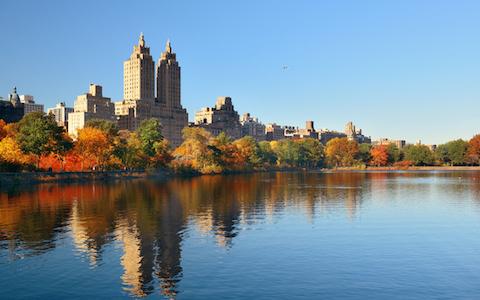 うっとり…ニューヨークの秋を歌ったあの名曲