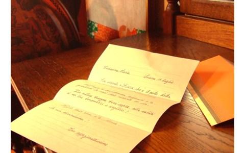 作家フランツ・カフカが恋人に残した手紙