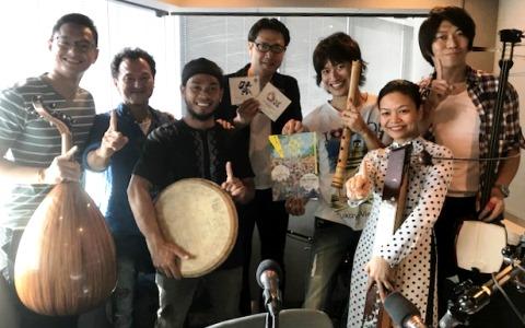 未知…アジア14カ国の伝統楽器が集うコンサートって?