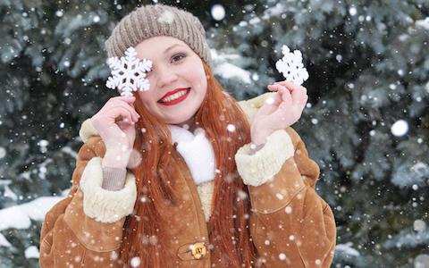 今年の冬は寒い?暖かい? ホワイトクリスマスは…