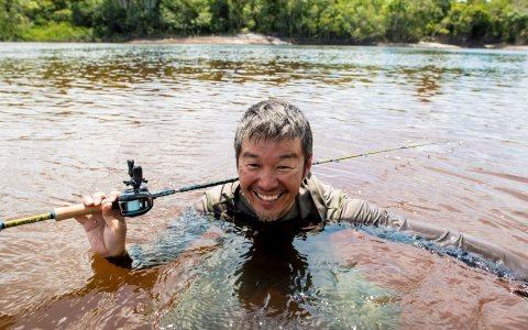 釣り業界の名物編集長が語る「人生を変えた場所」