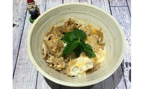 簡単で栄養豊富! 冬に食べたい「ごぼう入り豚たま丼」