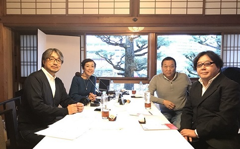 見城徹・秋元康・小山薫堂の「京都に魅かれる理由」