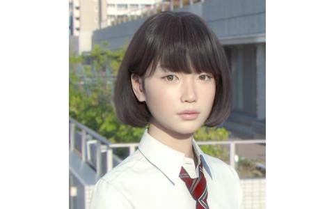 3DCG女子高生Sayaはイチから手作り! 制作秘話「渋谷で観察を…」
