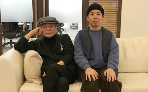 細野晴臣、ネバヤン安部との対談で質問攻めに!「20代、やっぱり悩んでいたのは…」