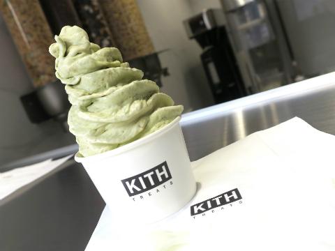 """食べるたびザクザク!「KITH」が手がける""""新食感アイスクリーム"""""""