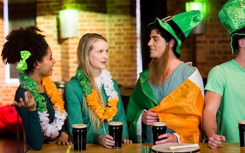 """代々木公園で3月17&18日開催 """"アイルランドの祝日""""を楽しむフェスティバル"""
