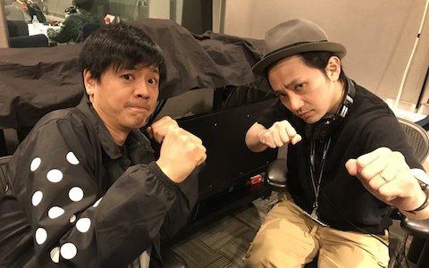 9mm菅原&滝のユニット・キツネツキ、結成の理由…スタジオライブの模様もお届け!