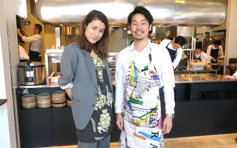 「東京ミッドタウン日比谷」の野菜がおいしいレストラン! 日本全国のおいしい食材を再発見