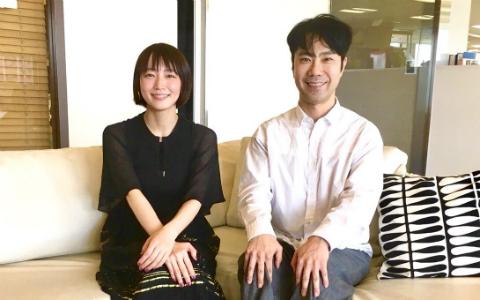 吉岡里帆も胸キュン! 藤井隆が明かした、妻・乙葉とのかわいい会話