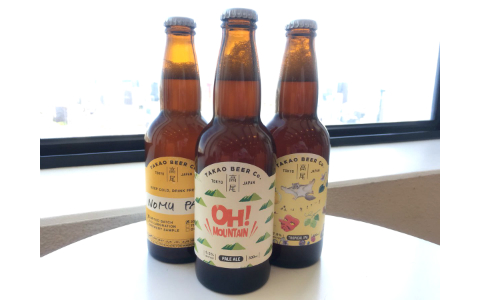 登山好きがこうじてブルワリーをオープン! 八王子産の農産物を使った「高尾ビール」の魅力