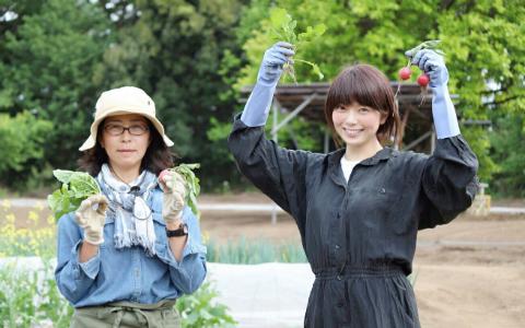 東京で週末に農業体験ができる! 野菜の種まきから収穫、その場で調理も