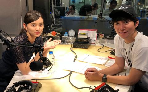 岡田結実「ラジオ番組を持ちたい」 最初のゲストはアンジャッシュ・渡部?