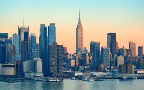 哪个是以自然为导向的?专注于纽约和伊斯坦布尔的午餐