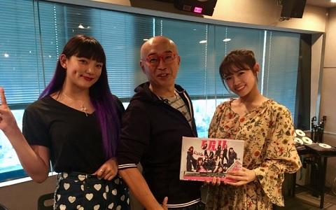 E-girls・須田アンナ、山口乃々華、新体制になって思うこと