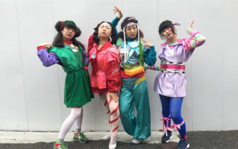 原宿で…竹の子族ならぬ「ケケノコ族」がアツい!? その実態とは