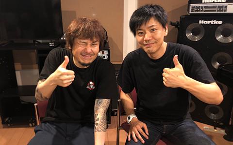 【特集】横山健、音楽ヒストリーを語る「THE BLUE HEARTSがバンドを始める決定打に」