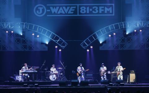 ユニコーン、名曲連発! J-WAVE開局30周年記念ナンバーも披露