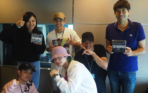 THE RAMPAGE from EXILE TRIBE、つらかった時期は?