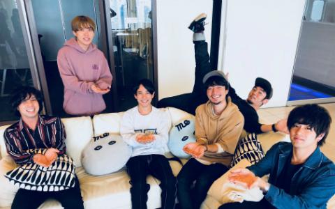 フレデリック、仲良しバンドと生電話! フォーリミも放送に乱入しスタジオ大盛り上がり