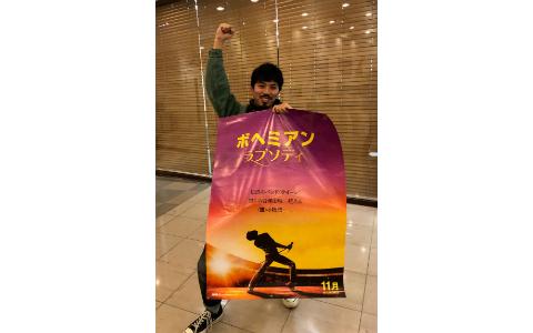 映画『ボヘミアン・ラプソディ』にパワー負けして号泣…ネバヤン・鈴木が語るオススメのシーンは?