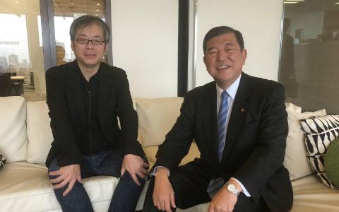 「政治家は損得でやるものじゃない」石破茂元幹事長、総裁選を振り返る