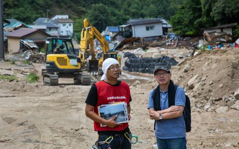 災害ボランティア不足解消のために…「被災者のエピソード」を伝える重要性