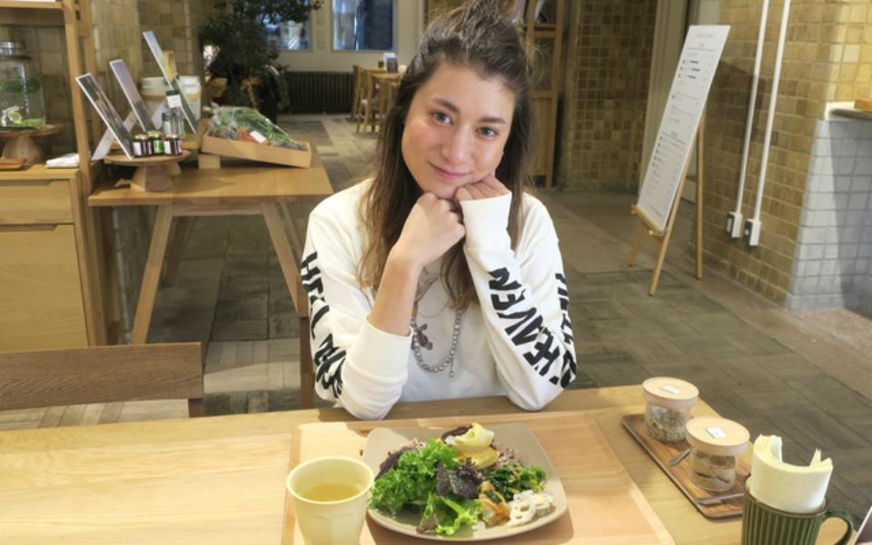 野菜が濃厚でおいしい! 「VEGETABLE LIFE」のメニューにマリエ感動