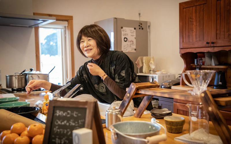 「やっぱり浪江町に帰りたい」被災地にカフェをつくって得られたもの