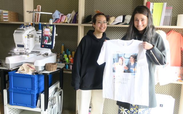 1枚からオリジナルTシャツやキャップが作れる! 新代田の刺繍とガーメントプリントのお店「YACHT」