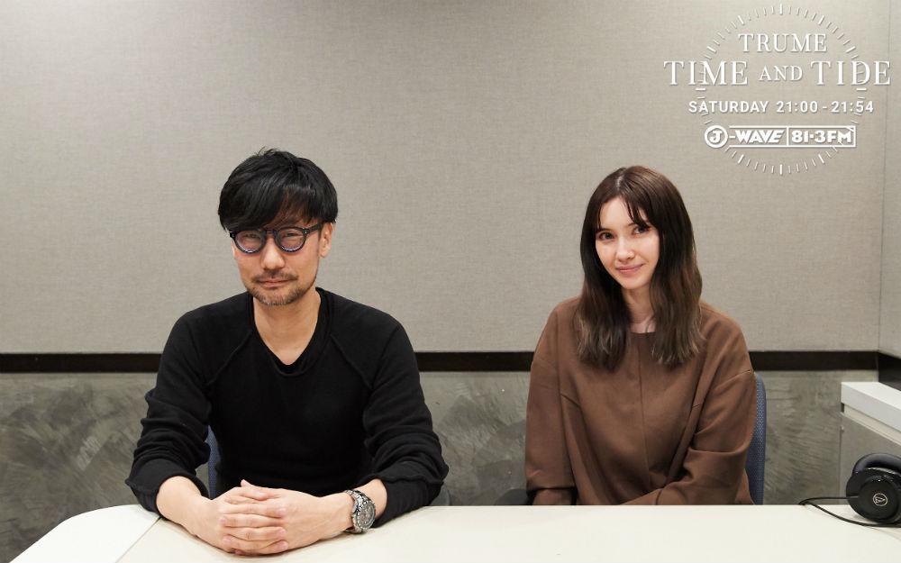 小島秀夫が語る、未来のゲームとは? 世界中が待ち望む新作『DEATH STRANDING』進捗も報告