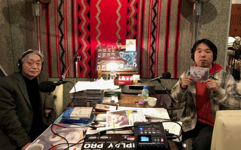 細野晴臣が明かす最新アルバムの裏話に、ネバヤン安部が驚愕! 「訊いてよかった」