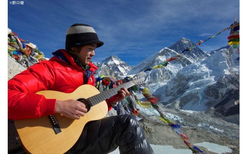 藤巻亮太「ズタボロに疲れていた」 登山家・野口健との出会いで変わった価値観