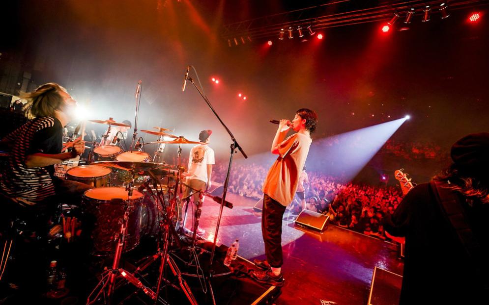 ORANGE RANGE、ヒット曲連発にお台場が揺れた! 圧巻のライブステージ【GYAO!&J-WAVE present LIVE INTIMATE】